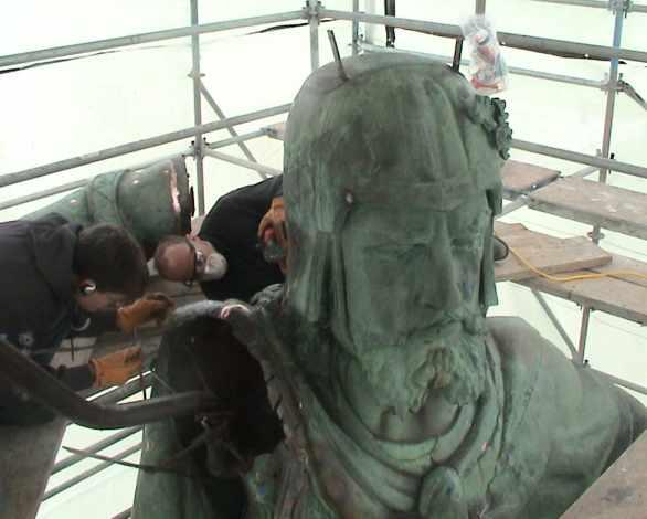 Hermann the German - Restoration